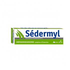 Sedermyl 0,75% crème 35g