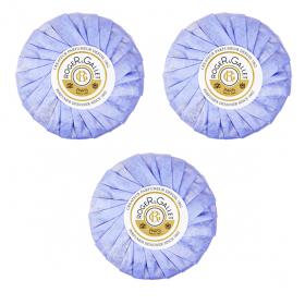 ROGER & GALLET Savon parfumé lavande royale coffret x100g