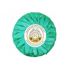 ROGER & GALLET Savon parfumé vétyver 100g boîte voyage