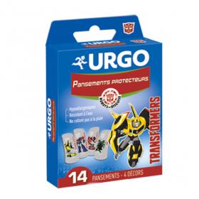 URGO Transformers 14 pansements protecteurs