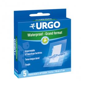 Waterproof grand format 10cmx7cm 5 pansements