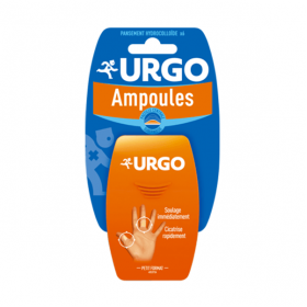 URGO Ampoule doigt/orteil 6 pansements