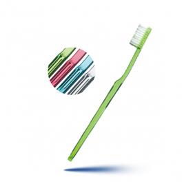 Brosse à dents classic tête courte médium 1 unité