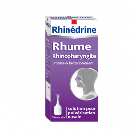 Rhinedrine solution pour pulvérisation nasale 13ml