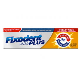 Fixodent pro plus duo action 40ml