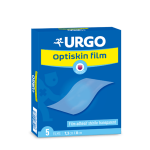 URGO Optiskin film 5,3x8 cm 5 pansements