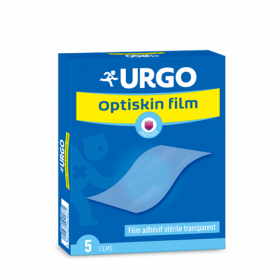 Optiskin film 10x12 cm 5 pansements