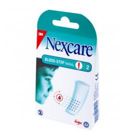Nexcare blood-stop nasal 2 tampons