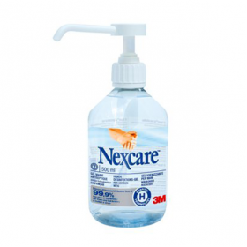 Nexcare gel mains antiseptique 500ml