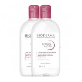 BIODERMA Crealine ts h2o 2x500ml
