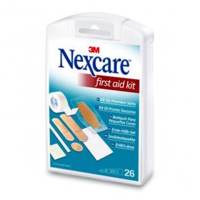 3M SANTE Nexcare kit de premiers soins 1 boîte