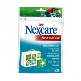 Nexcare kit de premiers soins 1 sachet