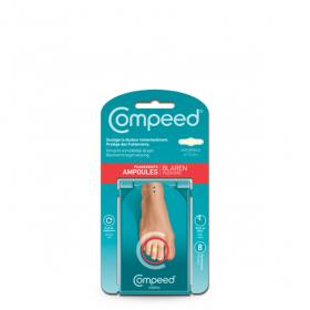 COMPEED Ampoule orteil 8 pansements