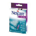3M SANTE Nexcare gel strip 6 pansements