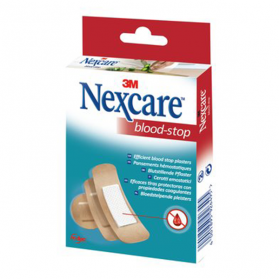 Nexcare blood stop 30 pansements