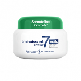 SOMATOLINE COSMETIC Traitement amincissant intensif 7 nuits 400ml