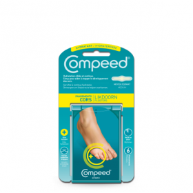 COMPEED Cors hydratant format 6 pansements