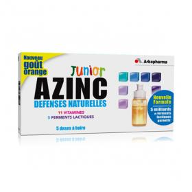 ARKOPHARMA Azinc junior défenses naturelles 5 doses à boire