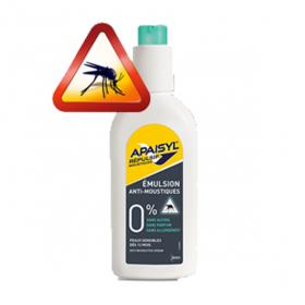 APAISYL Anti-moustiques peaux sensibles 90ml