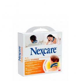Nexcare neck warmer collier chauffant + 4 recharges