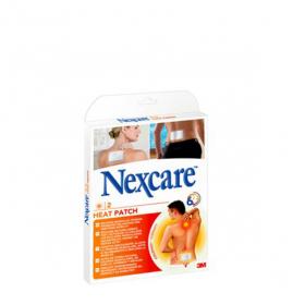 Nexcare patches chauffants 2 unités