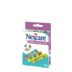 Nexcare soft animaux 20 pansements
