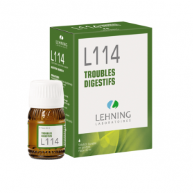 LEHNING L114 solution buvables en gouttes 30ml