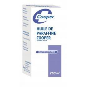 COOPER Huile de paraffine solution buvable en flacon 250ml