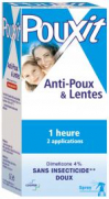 POUXIT Bleu spray anti-poux 100ml