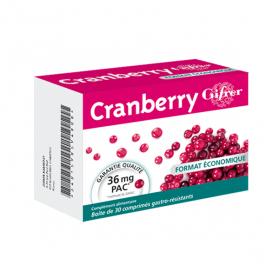 Cranberry 36mg 30 comprimés