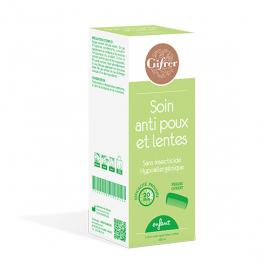 GIFRER Soin anti-poux et lentes 100ml
