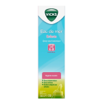 VICKS Spray nasal isotonique eau de mer enfant 100ml
