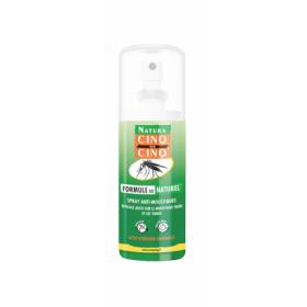 CINQ SUR CINQ Natura spray anti-moustique 100ml
