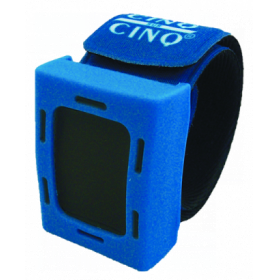 CINQ SUR CINQ Natura bracelet bleu anti-moustique
