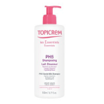TOPICREM Shampooing ph5 lait douceur 500ml