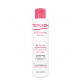 Gel douceur toilette intime 200 ml