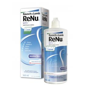BAUSCH + LOMB Renu mps multi-fonction 360ml