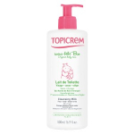 TOPICREM Bébe lait de toilette bio 500ml