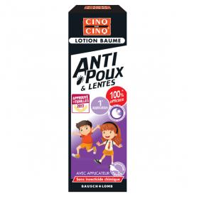 CINQ SUR CINQ Lotion baume anti-poux et lentes 100ml