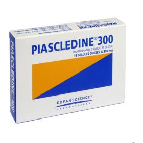 Piasclédine 300mg 15 gélules