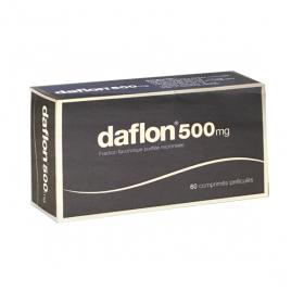 SERVIER Daflon 500g 60 comprimés pelliculés