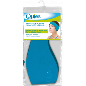 QUIES Protection auditive bandeau d'oreille petite taille