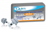 QUIES Protection auditive musique 1 paire