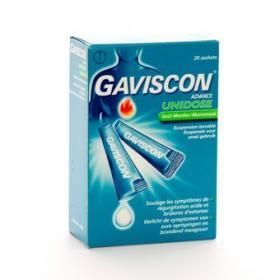 GAVISCON 10ml 24 sachets
