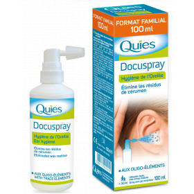 QUIES Docuspray 100ml