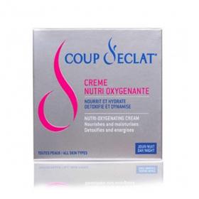 Coup d'éclat crème nutri-oxygénante 50ml