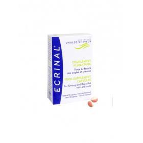 ASEPTA Ecrinal cheveux complément alimentaire 30 capsules
