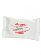 Vita citral 10 lingettes désinfectantes