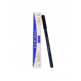 Ecrinal crayon mine tendre bleu