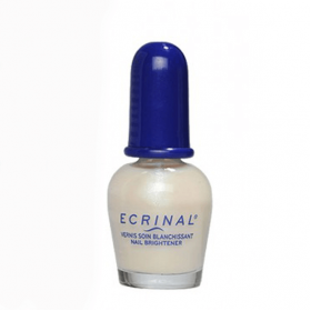 Ecrinal vernis soin blanchissant 10ml